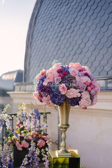 Wedding peninsula Paris