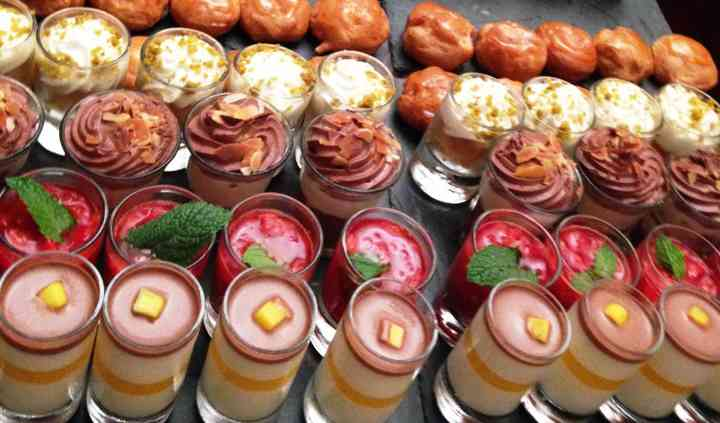 Mini- desserts