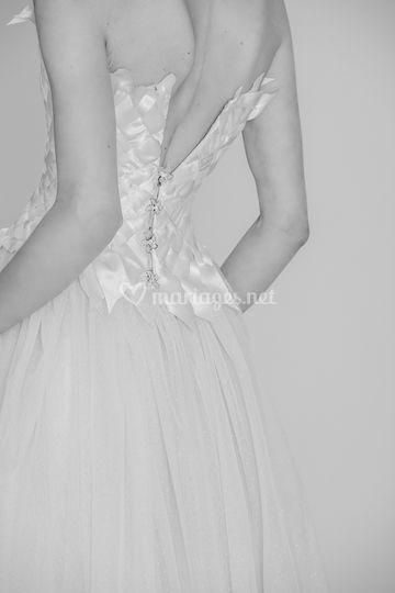 Détail corset