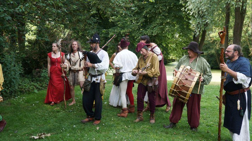 Musiques médiévales
