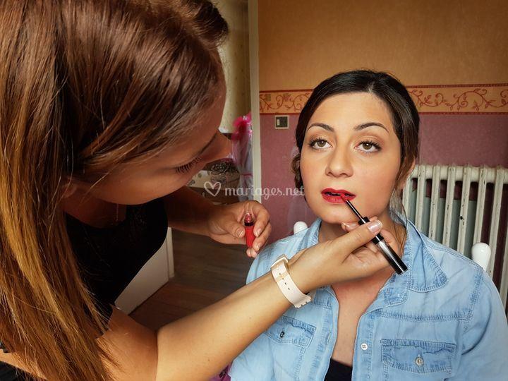Grain de beauté - Makeup Artist
