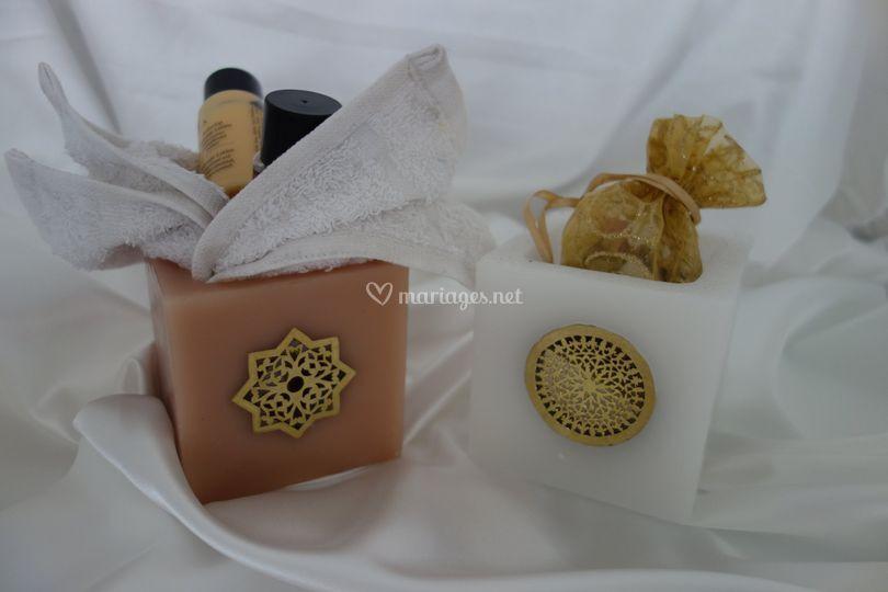 Cadeau bain de la mariée-EVJF