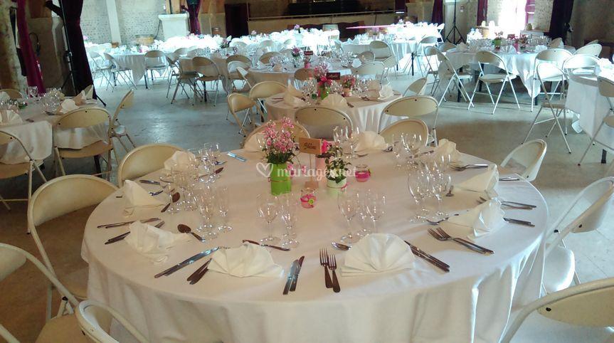Nos belles tables