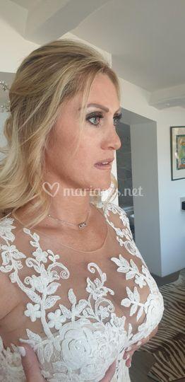 Maquilleuse marié
