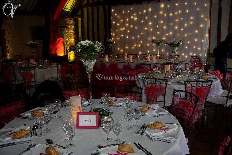 Salle de mariage K & M