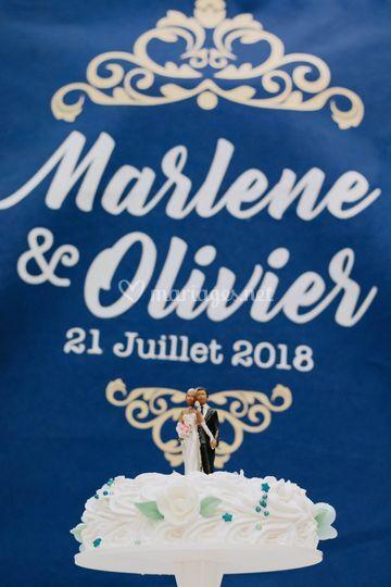 Marlène et Olivier