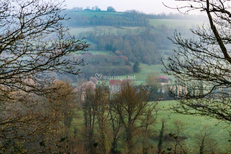 Vue depuis le Château Ganne