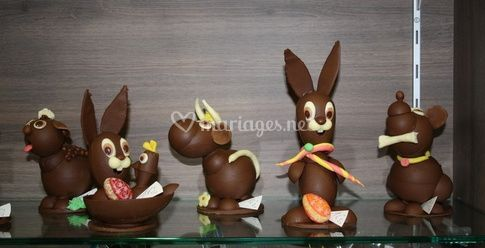 Drôle de chocolat