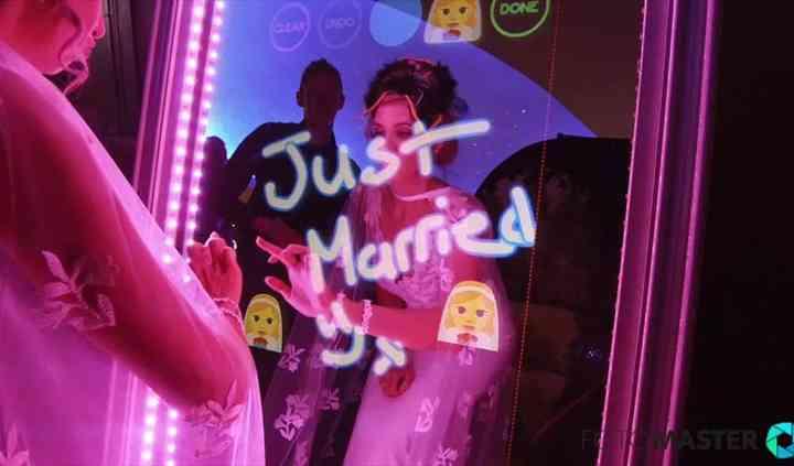 Miroir mariés