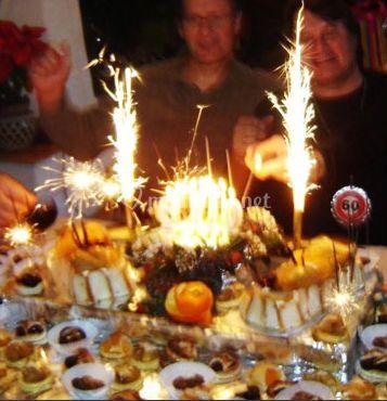 Gâteaux et mignardises