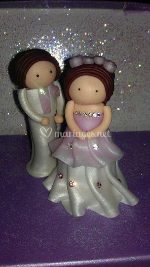 Santon'Elo - Figurines pour gâteaux