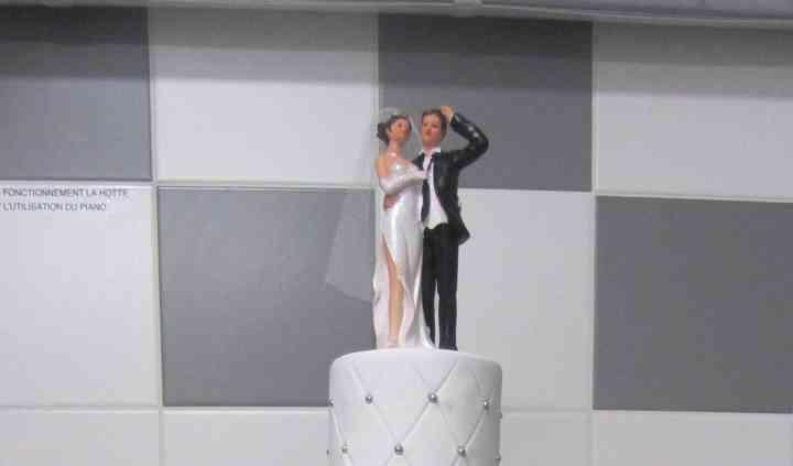 Wedding Cake - ~120p