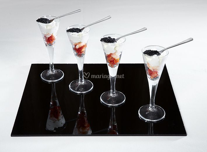 Animation verrine