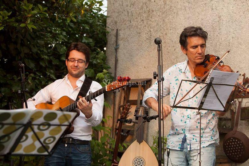 Duo Loic et Aurélien
