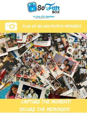 + de 180000 photos imprimées