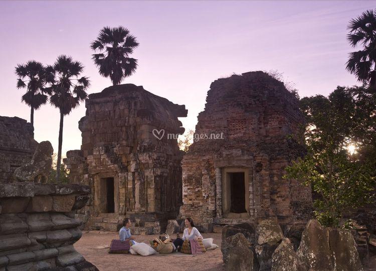 © Anantara Angkor Resort