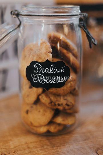 Bar à cookies