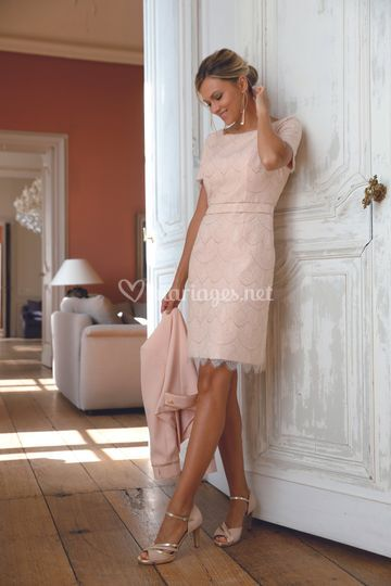 Linea Raffaelli S21 Set 236 - Jacket 211-198-01 - Dress 211-110-01-