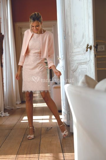 Linea Raffaelli S21 Set 236 - Jacket 211-198-01 - Dress 211-110-01
