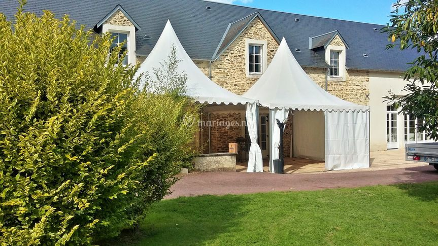 Pagodes pour mariage