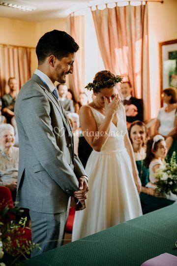 Mariage Alice et Yanis