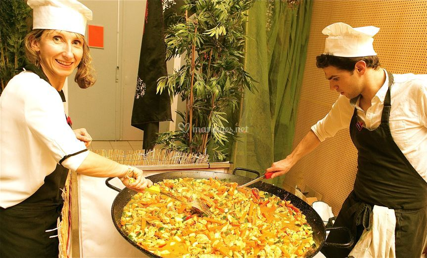 Curry Mariage