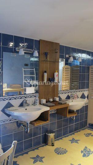 Salle de bain Picasso