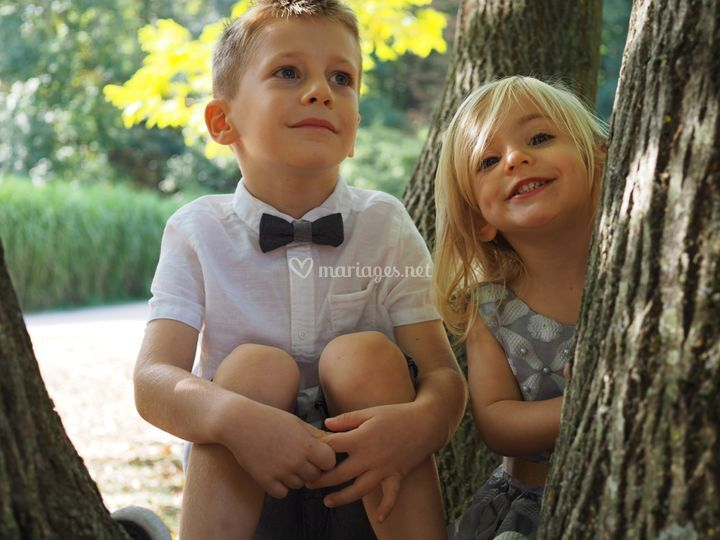 Enfants des mariés