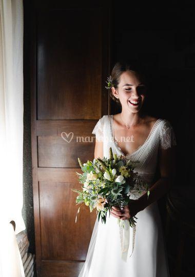 Attente du marié