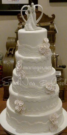 Wedding cake tradition
