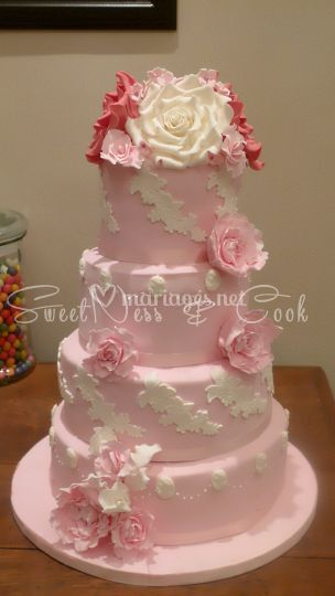 Wedding Cake tendre romance