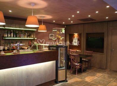 Bar et lumières