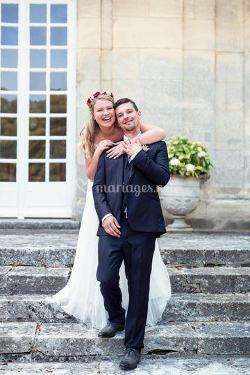 Lauren et Sébastien