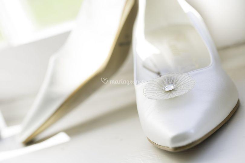 Clip à chaussure