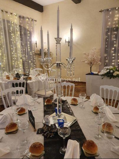 La table romantique