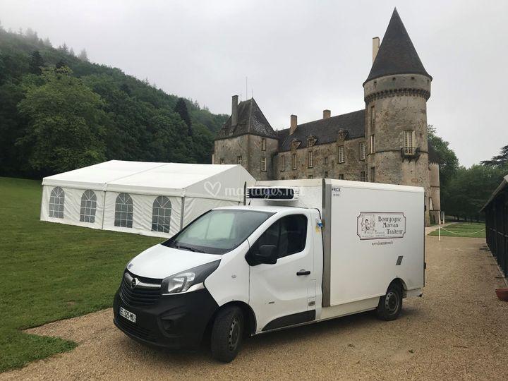 Bourgogne Morvan Traiteur