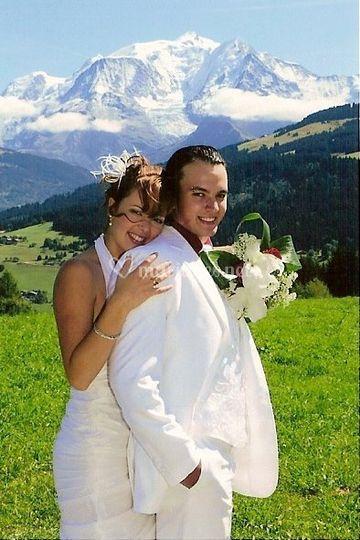 Mariage Combloux