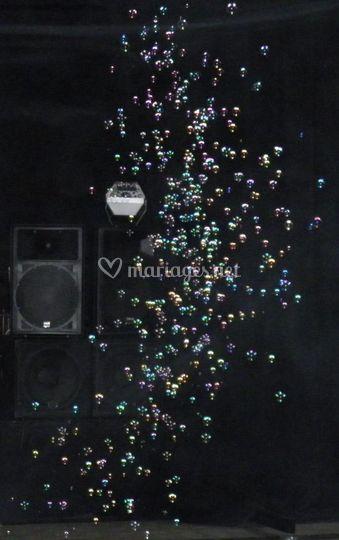 Machine à bulles