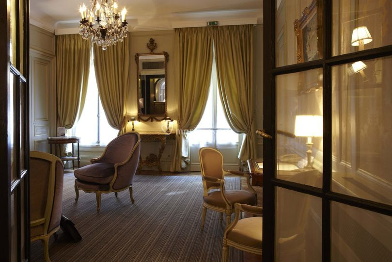 Salon privé Berri