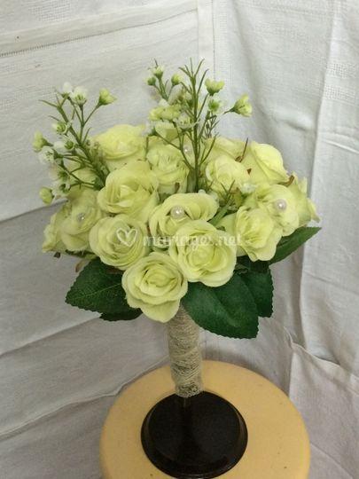 """Bouquet rond """"timidité"""""""