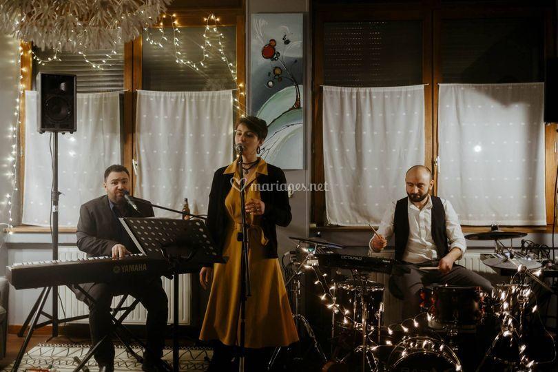 Acrobate Jazz Trio