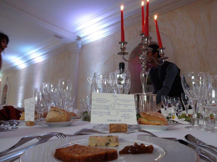 Mariage Château Bordeaux