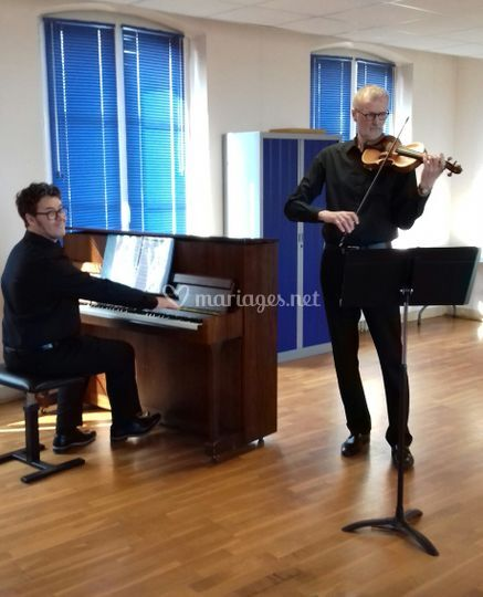Concert public Duo Composite