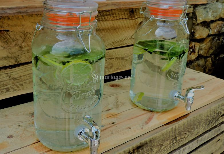 Bar a limonade ou mojito