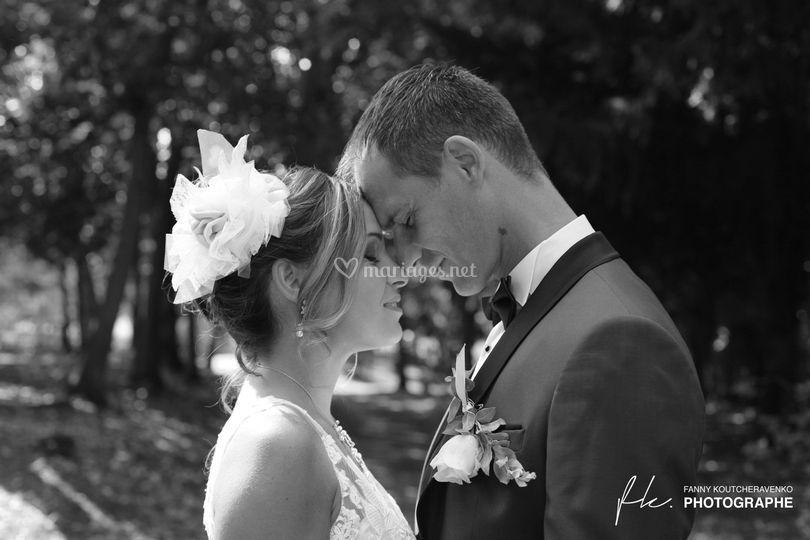 Photo couple mariage.