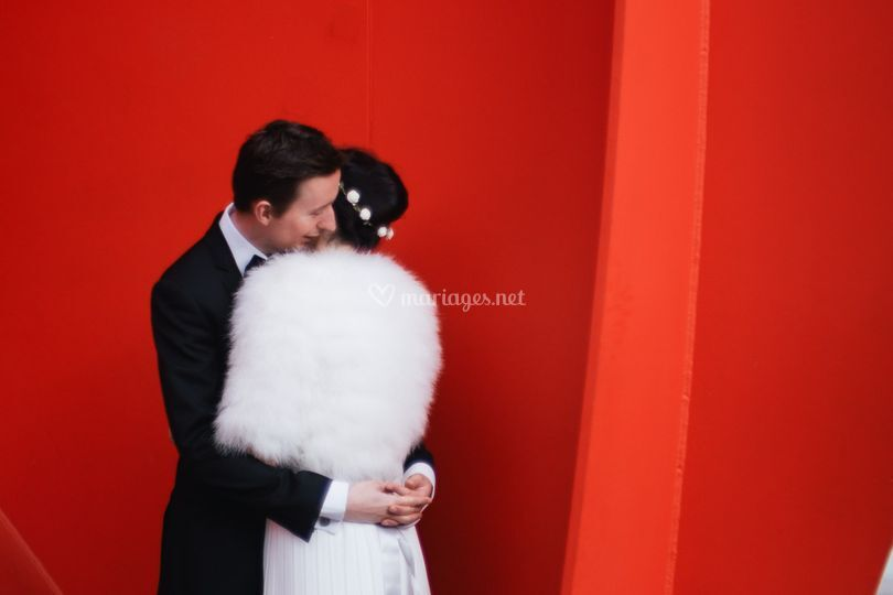 Romance en rouge