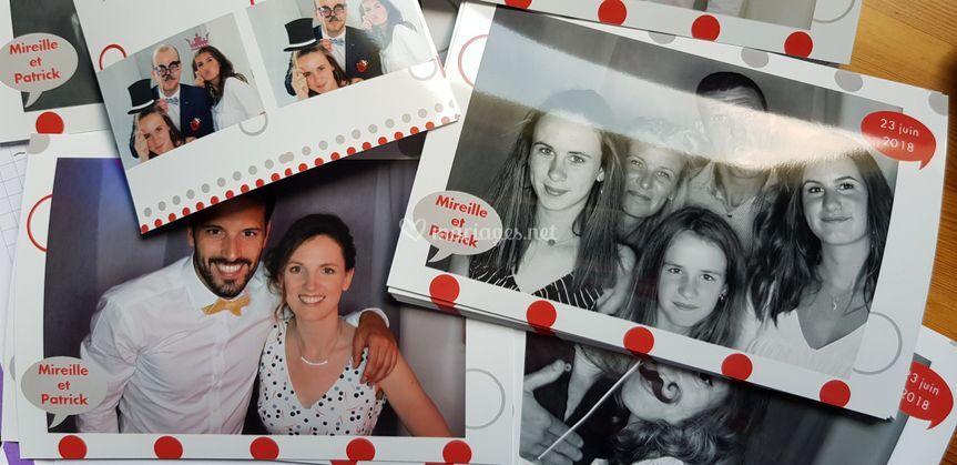 Photos personnalisées de qualité