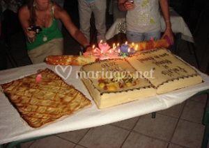 Gâteaux exquis