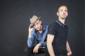 Loïc et Martin Duo