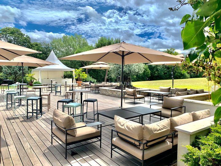 Terrasse Garden 2020